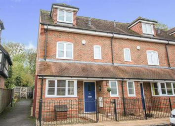 Thumbnail End terrace house for sale in East Arms Place, Hurley, Maidenhead