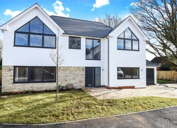 Thumbnail 4 bed detached house for sale in Trinity Place, Bracknell, Berkshire
