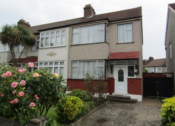 Thumbnail 3 bed end terrace house for sale in Chadwell Heath Lane, Romford, Essex.