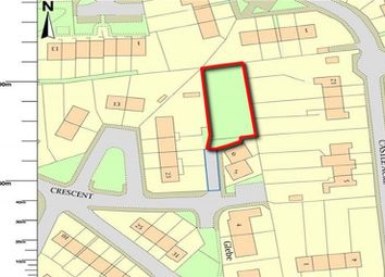 Thumbnail Land for sale in 6, Glebe Place, Ecclefechan, Lockerbie DG113Dt