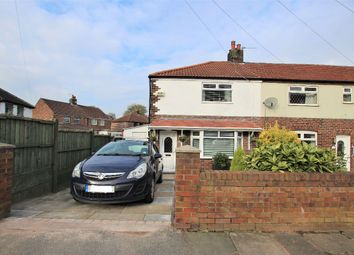 3 bed semi-detached house for sale in Leach Lane, Sutton Leach, St. Helens WA9