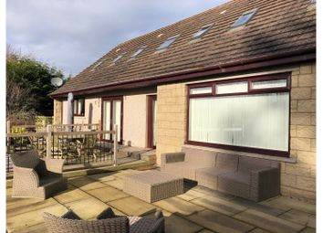 Thumbnail 5 bed detached house for sale in Craigs Road, Ellon