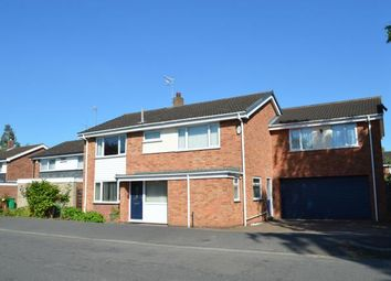 Thumbnail 5 bedroom detached house for sale in Eskdale Drive, Aspley, Nottingham, Nottinghamshire