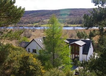 Thumbnail 5 bed detached house for sale in Ceol Mor, Lairg, Sutherland