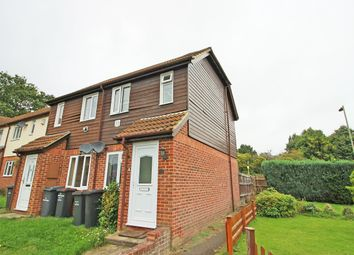 Thumbnail 1 bed terraced house to rent in Swallowfields, Andover, Hampshire