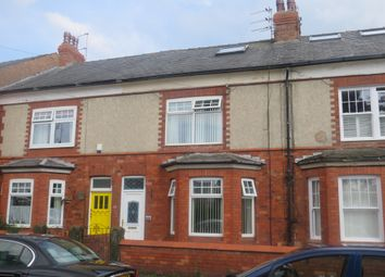 Thumbnail 4 bed terraced house for sale in Grove Road, Hoylake, Wirral
