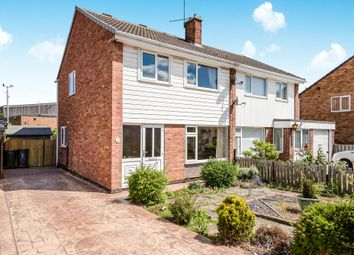 Thumbnail 3 bed semi-detached house for sale in Malton Drive, Aston, Sheffield