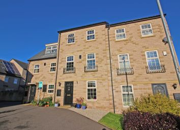 Thumbnail 5 bed terraced house for sale in Marlington Drive, Huddersfield