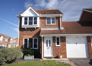 Thumbnail 3 bed link-detached house for sale in Chant Close, Christchurch, Dorset