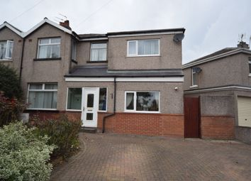 Thumbnail 3 bed semi-detached house for sale in Friars Lane, Barrow-In-Furness, Cumbria