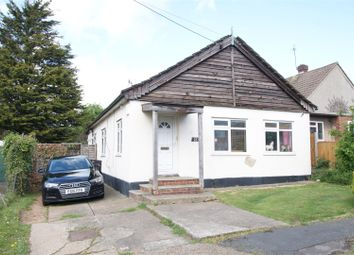 Thumbnail 3 bed detached bungalow for sale in Cheapside East, Rayleigh