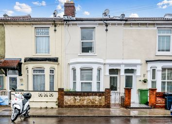 Thumbnail 3 bed terraced house for sale in Farlington Road, Portsmouth