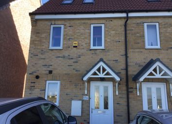 Thumbnail 3 bed end terrace house for sale in Chartwell Gardens, Kingswood, Hull