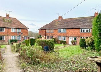 Thumbnail 2 bed terraced house for sale in Hever Road, Bough Beech, Edenbridge