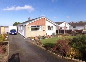 Thumbnail 3 bed bungalow for sale in Church Road, Northop, Mold, Flintshire