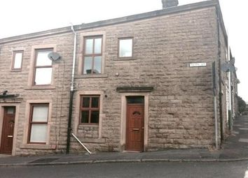 Thumbnail 2 bed terraced house to rent in Hope Street, Haslingden, Rossendale