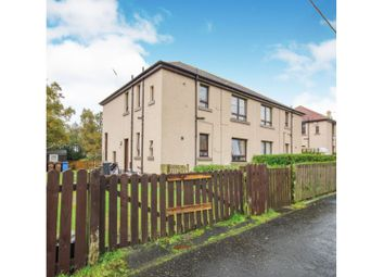 Thumbnail 2 bed flat for sale in Cuthill Crescent, Stoneyburn