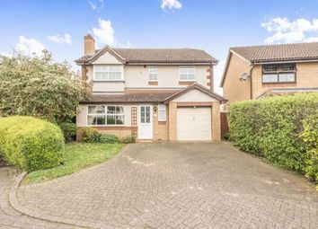 Thumbnail 4 bed detached house for sale in Dynevor Close, Bromham, Bedford, Bedfordshire