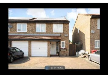 Thumbnail 4 bed semi-detached house to rent in Sandringham Court, Slough