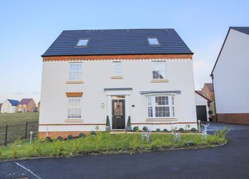 Thumbnail 6 bed detached house for sale in St James Road, Wick, Cowbridge