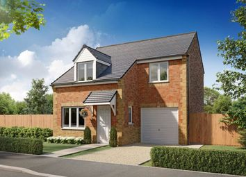 Thumbnail 3 bed detached house for sale in Brampton Road, Longtown, Carlisle
