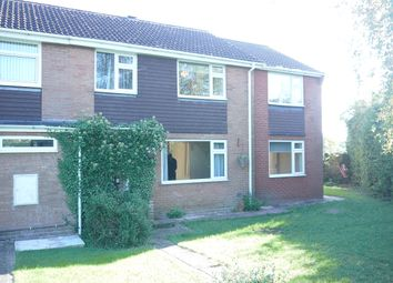 Thumbnail 4 bed semi-detached house to rent in Cliffords, Cricklade, Swindon