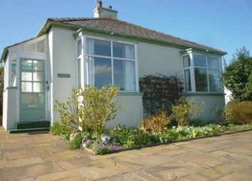 Thumbnail 2 bed bungalow to rent in Applegarth Cartmel Road, Allithwaite, Grange-Over-Sands