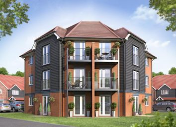 "Thumbnail 1 bed flat for sale in ""Longwood House"" at Pearce Way, Bishopdown, Salisbury"