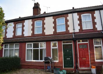 Thumbnail 3 bed terraced house to rent in Burges Street, Hoole, Chester