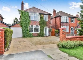 Thumbnail 3 bed detached house for sale in Outwood Road, Heald Green, Cheadle