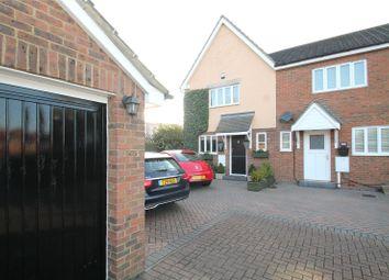 Thumbnail 3 bedroom semi-detached house for sale in Mariners Way, Northfleet, Kent