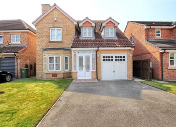 Thumbnail 4 bed detached house for sale in Bronte Way, Billingham