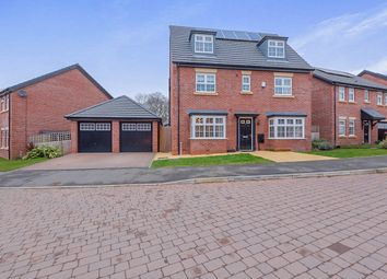 Thumbnail 5 bed detached house for sale in Prestwick Close, Buckshaw Village, Chorley