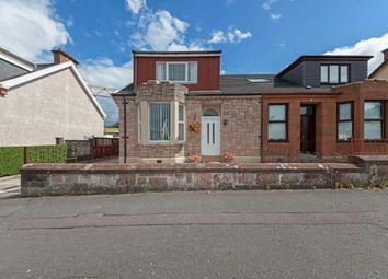 Thumbnail 4 bed semi-detached house for sale in Firpark Street, Motherwell, North Lanarkshire