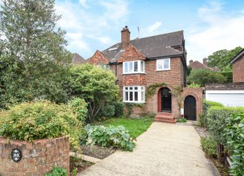 Thumbnail 4 bed semi-detached house to rent in Irwin Road, Guildford