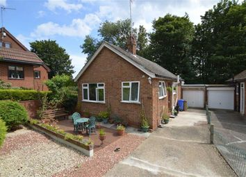 Thumbnail 2 bed detached bungalow for sale in Tranmere Park, Hornsea, East Yorkshire