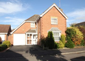 4 bed detached house for sale in Rodhouse Close, Bannerbrook, Coventry CV4