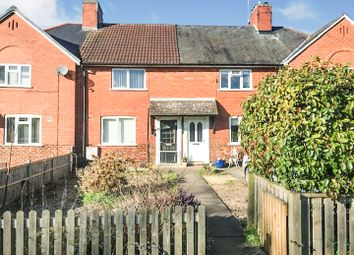 Thumbnail 2 bed terraced house for sale in Belton Lane, Grantham