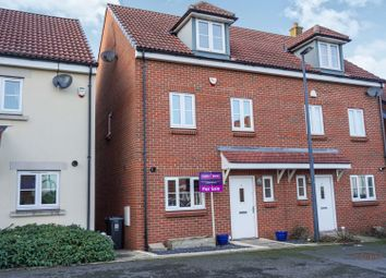 Thumbnail 3 bedroom semi-detached house for sale in John St. Quinton Close, Stoke Gifford