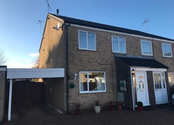 Thumbnail Semi-detached house for sale in Langstons, Trimley St Mary
