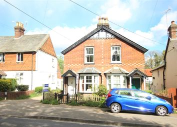 Thumbnail 3 bed property to rent in Petworth Road, Wormley, Godalming