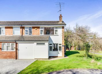 Thumbnail 4 bedroom semi-detached house for sale in Green Drift, Royston