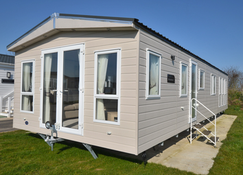 Thumbnail 2 bed lodge for sale in Leysdown Road, Leysdown-On-Sea, Sheerness