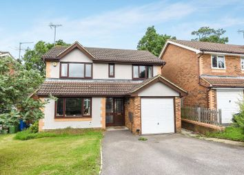 Thumbnail 4 bed detached house for sale in Walsh Avenue, Warfield, Berkshire