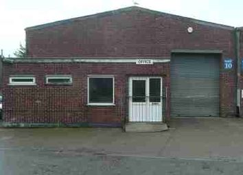 Thumbnail Warehouse to let in Suffolk Road, Great Yarmouth