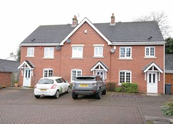 Thumbnail 3 bed terraced house to rent in The Willows, Wrinehill, Crewe