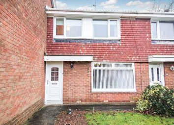 Thumbnail 3 bedroom terraced house for sale in Fox Cover, Ashington