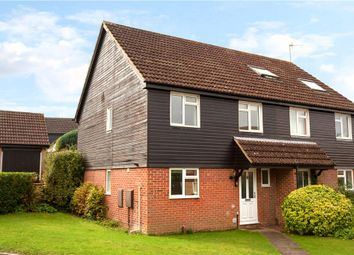 Thumbnail 4 bedroom semi-detached house for sale in Gloucester Drive, Basingstoke