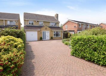 Thumbnail 4 bedroom detached house for sale in Sams Lane, Blunsdon, Wiltshire