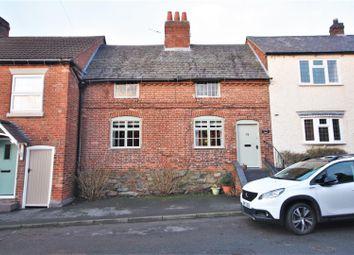 Thumbnail 3 bedroom cottage for sale in Dennis Street, Hugglescote, Coalville